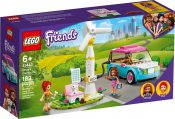 LEGO Friends Olivias elbil 41443