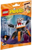 LEGO Mixels serie 9 Spinza 41576