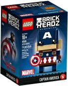 LEGO Brick Headz Captain America 41589