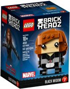LEGO Brick Headz Black Widow 41591