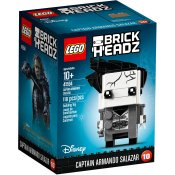 LEGO Brick Headz Captain Armando Salazar 41594