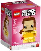 LEGO Brick Headz Belle 41595