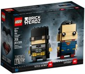 LEGO BrickHeadz Tactical Batman & Superman 41610