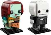 LEGO BrickHeadz Jack Skellington & Sally 41630