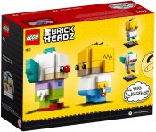 LEGO BrickHeadz Homer Simpson & Krusty the Clown 41632