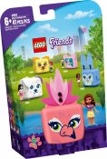 LEGO Friends Olivias flamingokub 41662