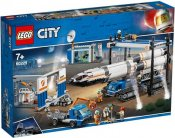 LEGO City Rocket Assembly & Transport 60229