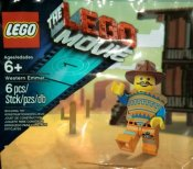 LEGO The Movie Western Emmet 5002204