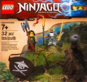 Ninjago Sky Pirates Battle 5004391