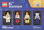 LEGO ToysRus Athletes minifigure collection 5004573