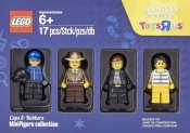 LEGO ToysRus Cops and Robbers minifigure collection 5004574