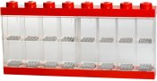 LEGO Minifigure Display Case 16 Röd 40660001