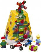 LEGO Christmas Ornament 2017 5004934