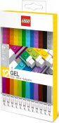 LEGO STATIONERY gel pens, 12-pack 51639