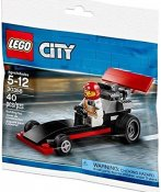 LEGO City Dragster 30358
