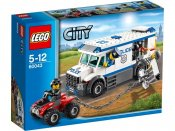 LEGO City Fångtransport 60043