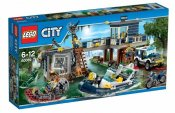 LEGO City Träskpolisstation 60069