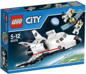 LEGO City Utility Shuttle 60078