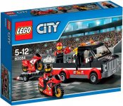 LEGO City Racercykeltransport 60084