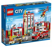 LEGO City Brandstation 60110
