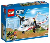 LEGO City Ambulansflygplan 60116