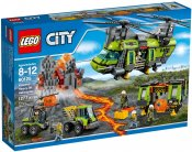 LEGO City Volcano Heavy lift Helicopter 60125