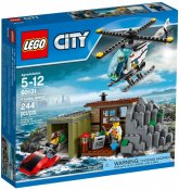LEGO Skadad Ask City Crooks Island SK60131