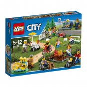 LEGO City Kul i parken, Folk i City 60134