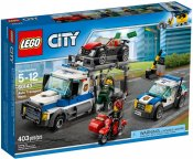 LEGO City Auto Transport Heist 60143