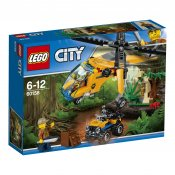 LEGO City Djungel transporthelikopter 60158