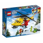 LEGO City Ambulanshelikopter 60179