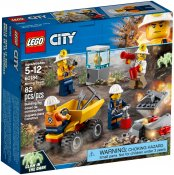LEGO City Gruvteam 60184