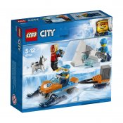 LEGO City Arktiskt utforskningsteam 60191