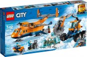 LEGO City Arctic Supply Plane 60196