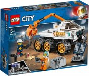 LEGO City Testkörning av rover 60225