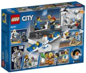 LEGO City Figurpaket Space Research and Development 60230