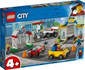 LEGO City 4+ Fordonscenter 60232