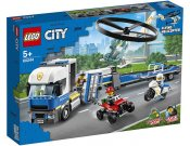 LEGO City Polihelikoptertransport 60244