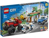 LEGO City Monstertruckskupp 60245