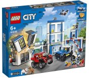 LEGO City Polisstation 60246