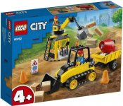 LEGO City 4+ Bulldozer 60252