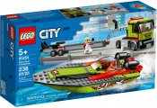 LEGO City Racerbåtstransport 60254