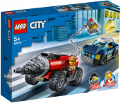 LEGO City Elitpolisens borrjakt 60273