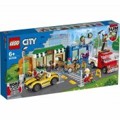 LEGO City Shoppinggata 60306