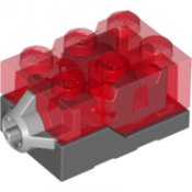 LEGO Lightbrick Red 6121786
