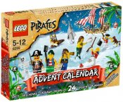 LEGO Pirates Adventskalender 2009 6299