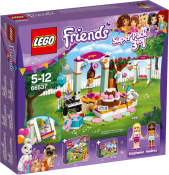 LEGO Friends 3-in-1 Super Pack 66537