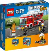 LEGO City Brand Value Pack 66541