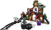 LEGO Super Heroes Funhouse Escape 6857