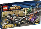 Super Heroes Batmobile And The Two-Face Chase 6864